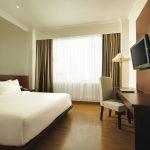 Kamar hotel HS Luwuk